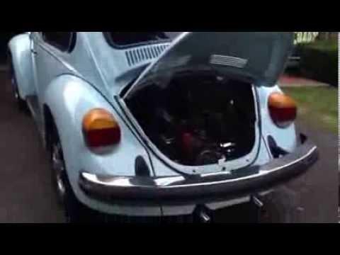 1974 Super Beetle Sunroof - For Sale - Kansas