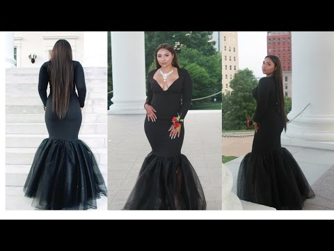 PROM VLOG 2017| GRWM, HAIR, DRESS, MAKEUP