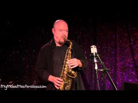 Brandon Fields - Saxophone Sound Secrets Masterclass