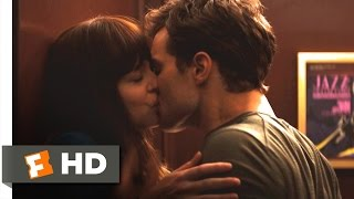Fifty Shades of Grey (4/10) Movie CLIP - What Is It About Elevators? (2015) HD