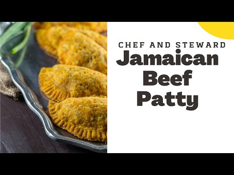 How to Make Jamaican Beef Patty - A Nikon D800 Video