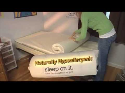 Sleep On It - College Mattress Topper