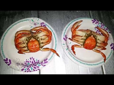 How To Cook Crab Simple