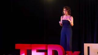 Feminino, mulher e glossário de equidade   Mari Cogswell   TEDxLaçador
