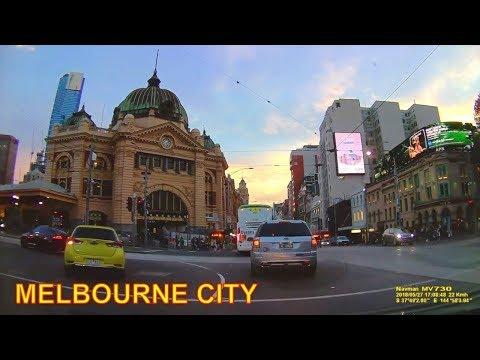 MELBOURNE CITY DRIVE VICTORIA AUSTRALIA