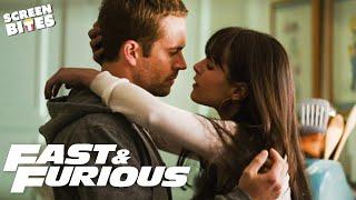 Brian and Mia's Romance | Fast & Furious | SceneScreen