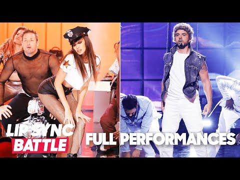 "Joan Smalls' ""Black Beatles"" vs. Luis Fonsi's ""It's Gonna Be Me"" | Lip Sync Battle"