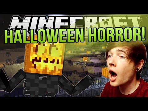 KILL THE PUMPKIN KING! | Minecraft: Halloween Horror Minigame!