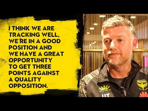 Ufuk Talay On Eden Park Clash With Melbourne City