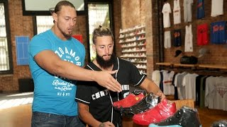 What sneakers will Enzo wear at SummerSlam?: Enzo & Cass