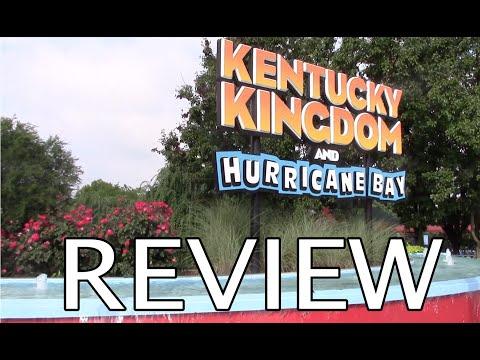 Kentucky Kingdom Review Louisville Kentucky Amusement Park