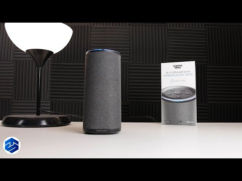 How To Setup A Sharper Image SWF1002GY with Amazon Alexa