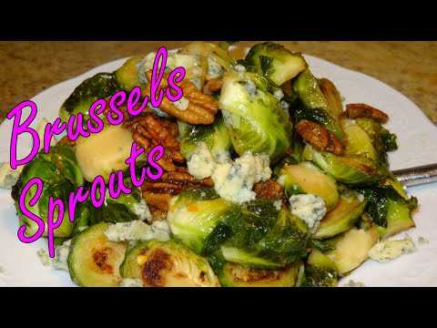 Brussels Sprouts - How to make the Best Brussels sprouts