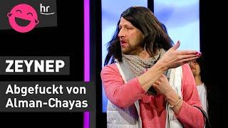 Zeynep gegen die Alman-Chayas Klaus und Klaus | hr Comedy Marathon