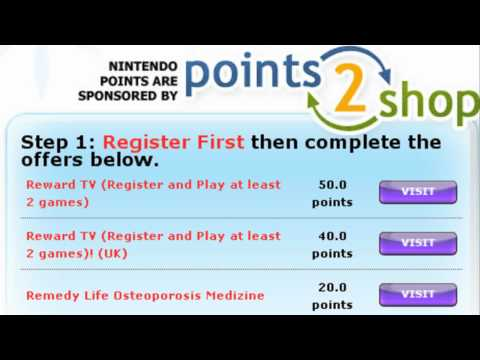 How do You Get Wii Points Free? (2017)