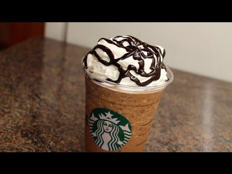 DIY ♥ Hvordan lage Starbucks Chocolate Cream Chip Frappuccino ♥