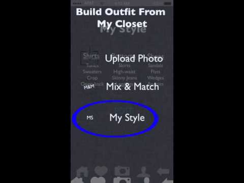 MIS 2011 App Commercial - Fashion Made Easy