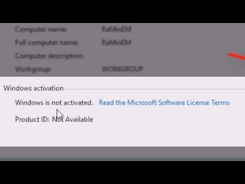 HOW TO DEACTIVATE ANY WINDOWS AND REMOVE PRODUCT KEY - 100% WORKING NO VIRUS NO SURVEY