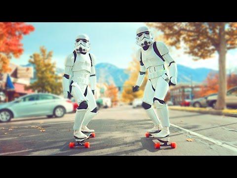 STORMTROOPER SECRETS! When Vader's Away // ScottDW