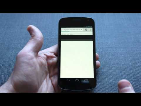 Chrome for Android Hands-on