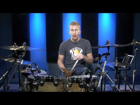 Beginner Single Pedal Bass Drum Speed - Drum Lesson (DRUMEO)