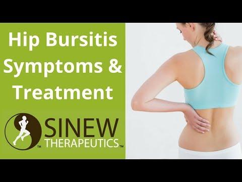 Hip Bursitis Symptoms and Treatment