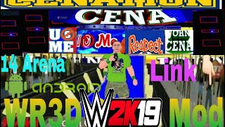 Wr3d 2k18 Mod by GenzoX V4 18  Best mod ever  HD Graphics