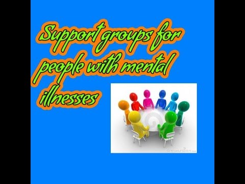 Gone Mental Episode 3 Support groups for people with mental illness