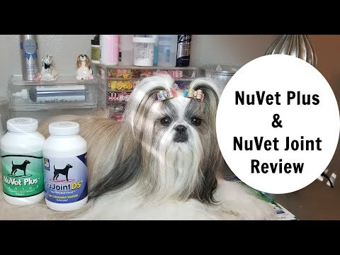 Nuvet plus and Nuvet Joint DS