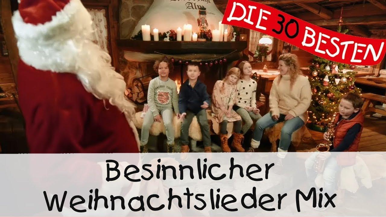 Besinnlicher Weihnachtslieder Mix für Kinder || Kinderlieder