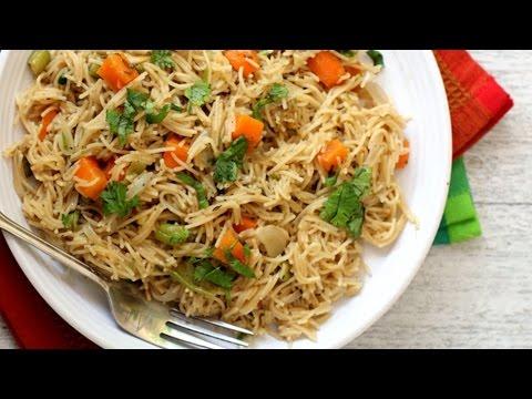 Recipe - Sevai Upma (हिंदी)