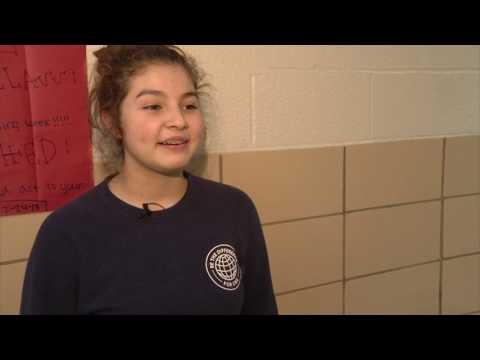 Carmen Bruno, Fairmont HS Freshman