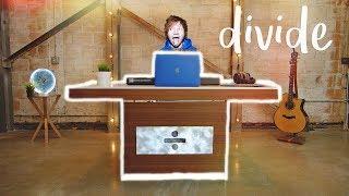 Dream Desk - Ed Sheeran Divide Setup!