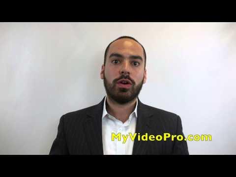 MyVideoPro YouTube Intro Video