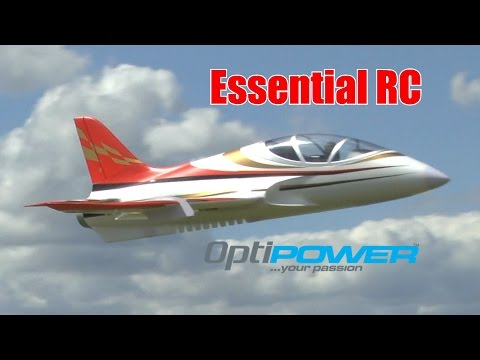 BIG Super Viper EDF RC Jet  (HSD): ESSENTIAL RC FLIGHT TEST