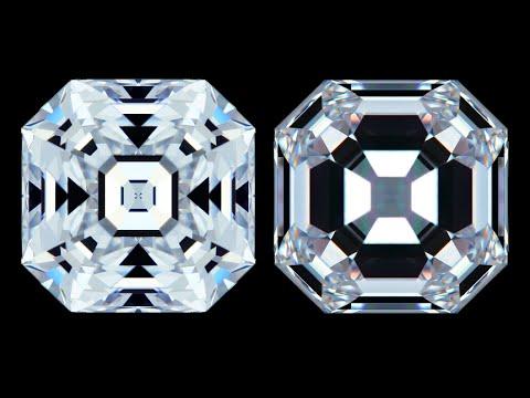 JannPaul: Introducing the Octavia, the World's Most Brilliant Step Cut Diamond