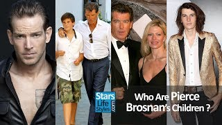 Who Are Pierce Brosnan