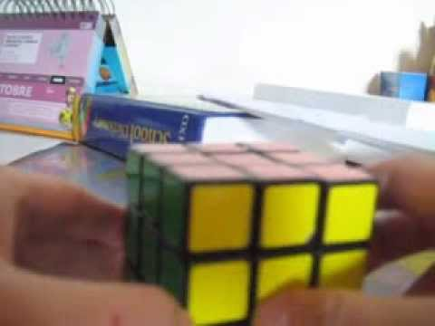 How to solve the Rubik u0027s cube faster   the keyhole method