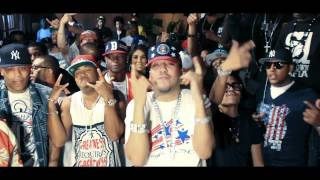 """French Montana """"Headquarters"""" ft. Chinx Drugz & Red Cafe"""