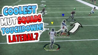 OUR GREATEST MUT SQUADS TOUCHDOWN THAT WE
