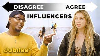 Do All Influencers Think The Same?
