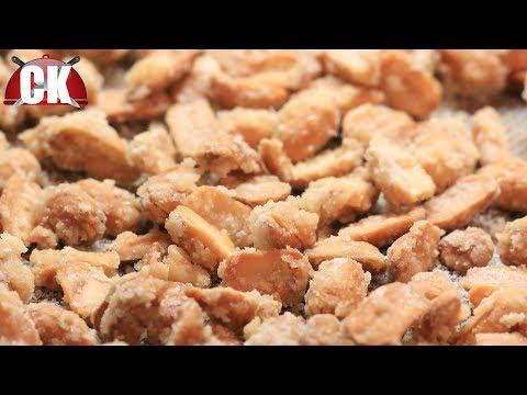 How To Make Honey Roasted Peanuts!