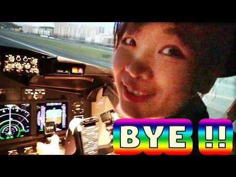 No More Youtuber 🤢 No More Slime 😱  Becoming a Pilot 👍 SkyVenture Flight Experience Bangkok