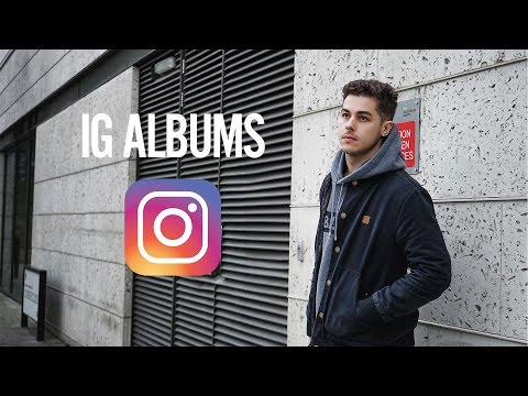 INSTAGRAM ALBUM | How to use the new Instagram Update! | 4 hacks + tips!