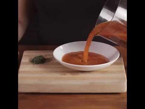Clamato Gazpacho Recipe