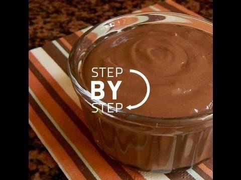Chocolate Pudding Recipe, How to Make Chocolate Pudding, Recipe for Chocolate Pudding