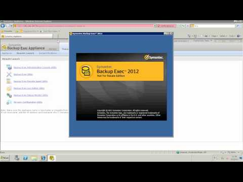 Backup Exec 2012 - How to Add Server