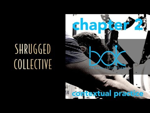 Body of Knowledge — Chapter 2 — Contextual Practice