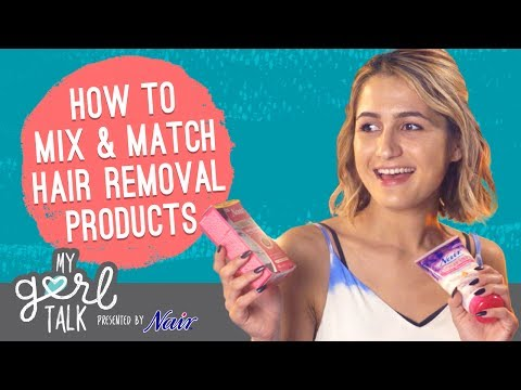 Easy Ways To Mix And Match Hair Removal Products
