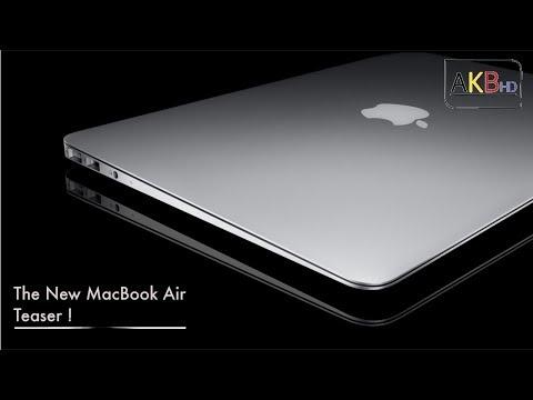 New Apple MacBook Air Teaser